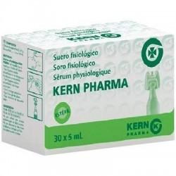 Kern Pharma Suero Fisiológico 30 unidades 5ml