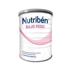 Nutribén r.n. bajo peso 400g