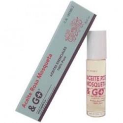 Aceite de rosa mosqueta Pharma & go  roll-on 15ml.