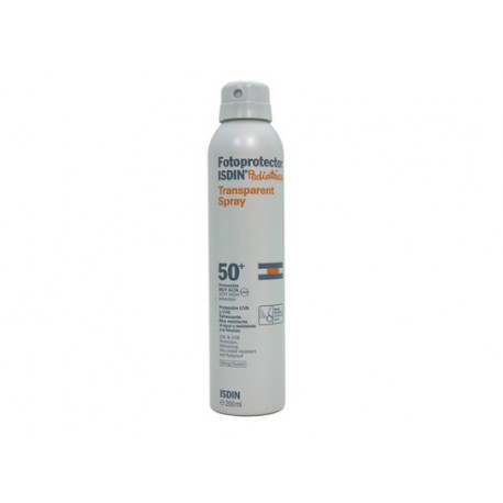 Fotoprotector Isdin Pediatrics Spray Transparente 50+ 200ml