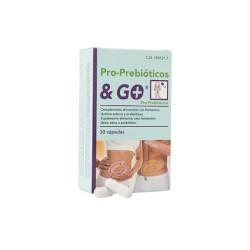 Pharma & go pro-prebioticos 30cap