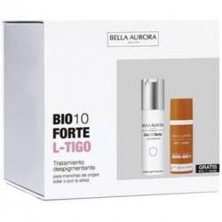 Bella Aurora Bio10 forte L-tigo 30ml + Bio 10 Solar Anti-manchas 50ml