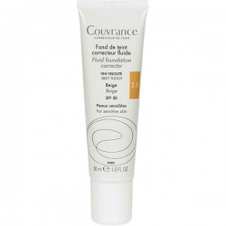 Avène Couvrance maquillaje fluido color Beig 2.5 30ml