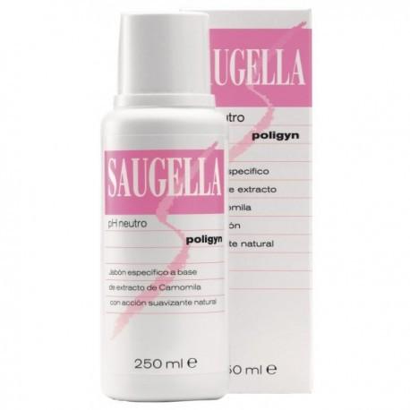 SAUGELLA POLIGYN HIGIENE INTIMA 250 ML.