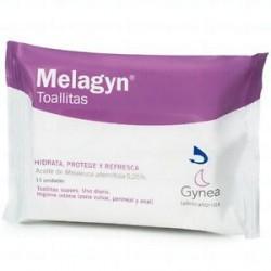 Melagyn Flow Pack 15 Toallitas Íntimas