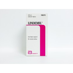 LINDEMIL SOLUCION USO TÓPICO VAGINAL 100ML