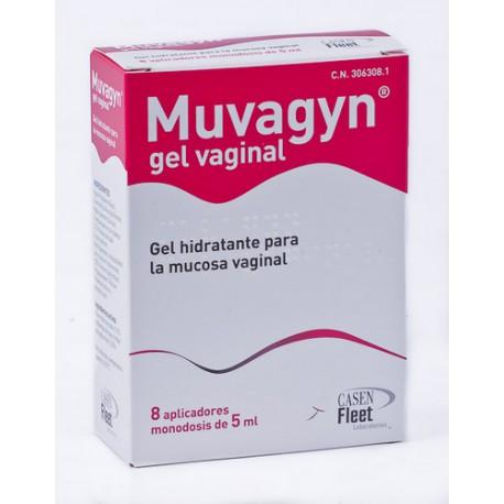 Muvagyn Gel Monodosis (5Ml 8 U)