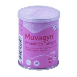 MUVAGYN PROBIOTICO TAMPON MINI 14 UD