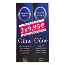 Oune solución unica 360 ml. 2x360ml