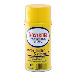 Noxzema Espuma De Afeitar Amarillo Coco 300Ml