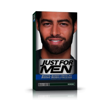 JUST FOR MEN FACIAL CASTAÑO CLARO
