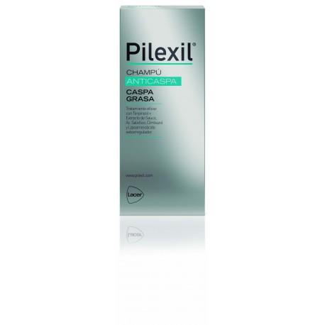 Pilexil champú anticaspa grasa 300 ml