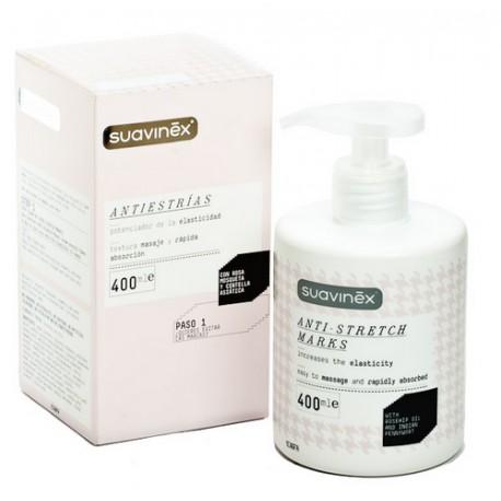 Crema Antiestrias Suavinex 400ml