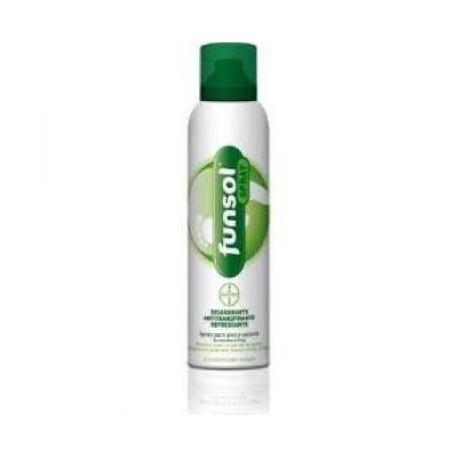 Funsol Spray Desodorante Pies 150 ml.