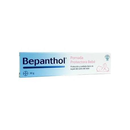 Bepanthol Pomada Protectora Bebé Irritaciones Pañal 30g
