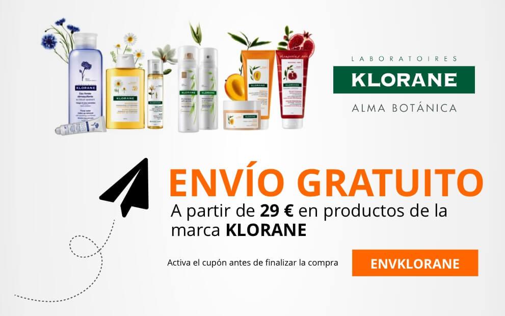 Promoción Klorane